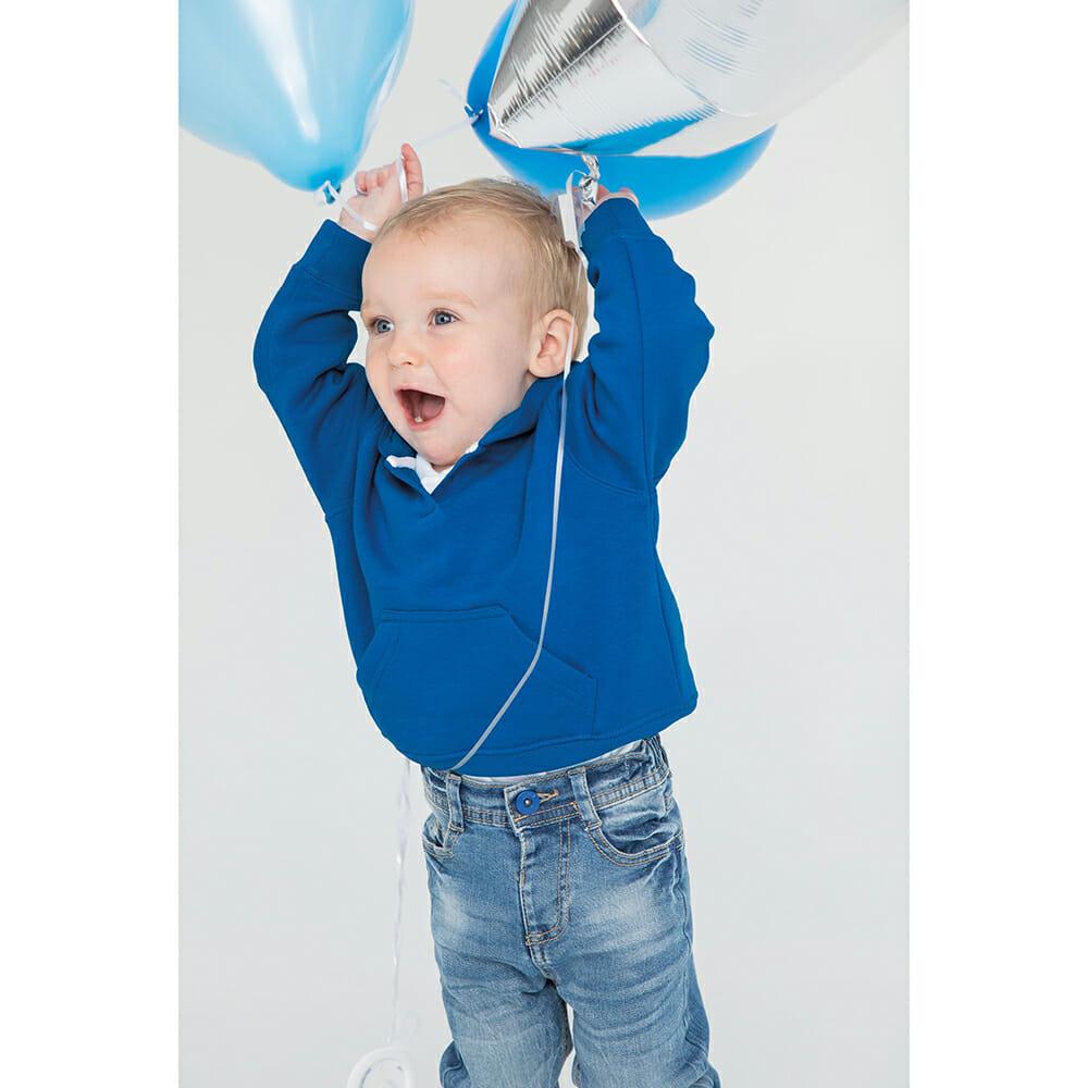 Larkwood Toddler hooded sweatshirt with kangaroo pocket LW02T