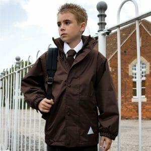 Result Junior/youth reversible StormDri 4000 Jacket