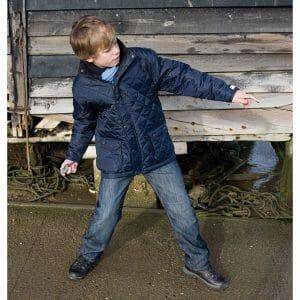 Result Junior Cheltenham Jacket