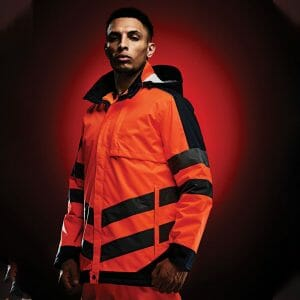 Regatta High-vis pro insulated jacket