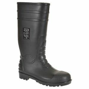 Portwest Total Safety Wellington S5 Black – Size 8