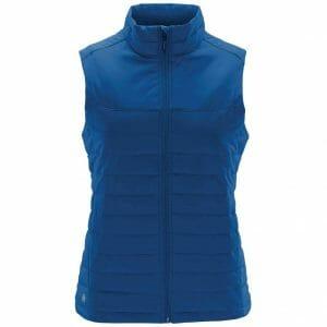 Stormtech Ladies Nautilus Quilted Bodywarmer – Azure Blue – Size S
