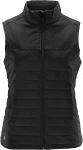 Stormtech Ladies Nautilus Quilted Bodywarmer – Black – Size M