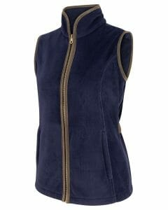 Hoggs of Fife Stenton Ladies Fleece Gilet