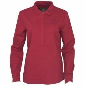 Toggi Beal Ladies Shirt – Pomegrante – Size 16