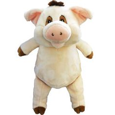 Embroidery Oink Oink Pig Buddy