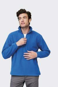 Sol's Ness Fleece 1/4 Zip Sweatshirt