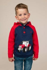 Lighthouse Jack Hoodie – Red Tractor