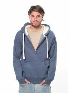 Cottonridge Ultra Premium Zip Unisex Hoodie