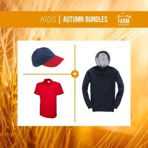 Autumn Kids Hoodie Bundle – Includes Front Logo