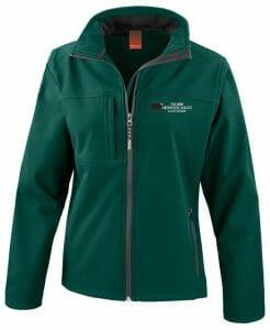 Irish Aberdeen Angus Association Result Ladies Softshell Jacket
