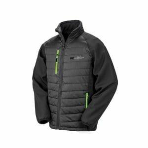 Irish Aberdeen Angus Association Result padded softshell jacket