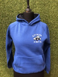 If it's Not Blue Child Hoody