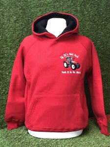 If it's Not Red Child Hoody